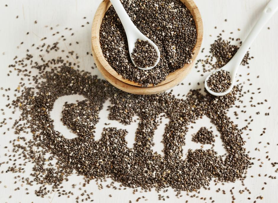 Chia sjemenke | Author: Thinkstock