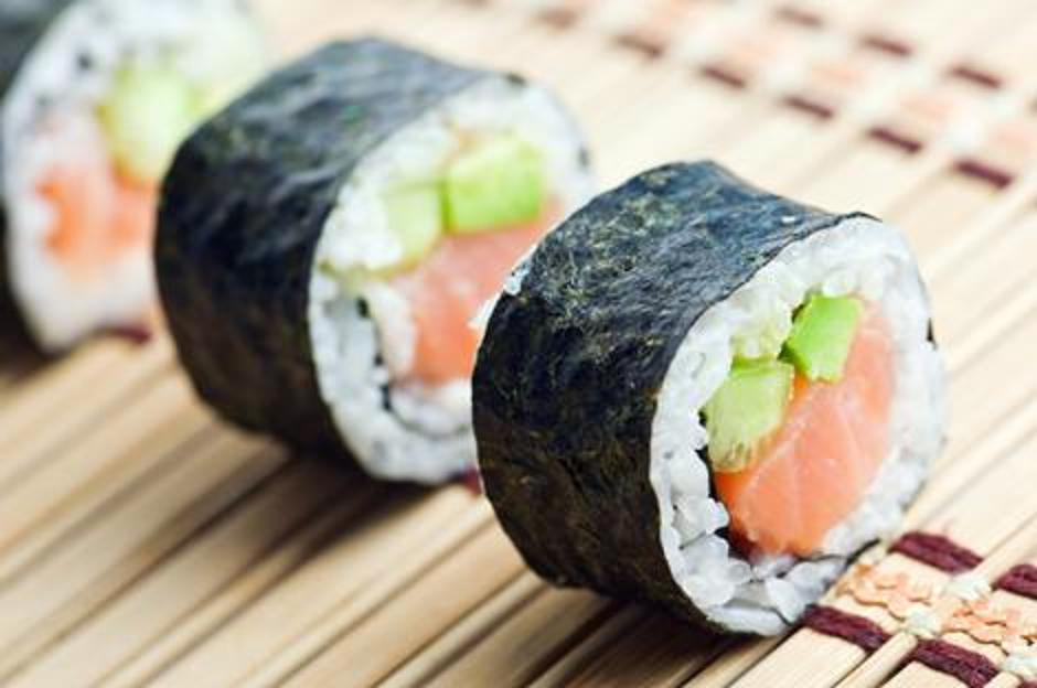 Sushi s lososom | Author: Thinkstock