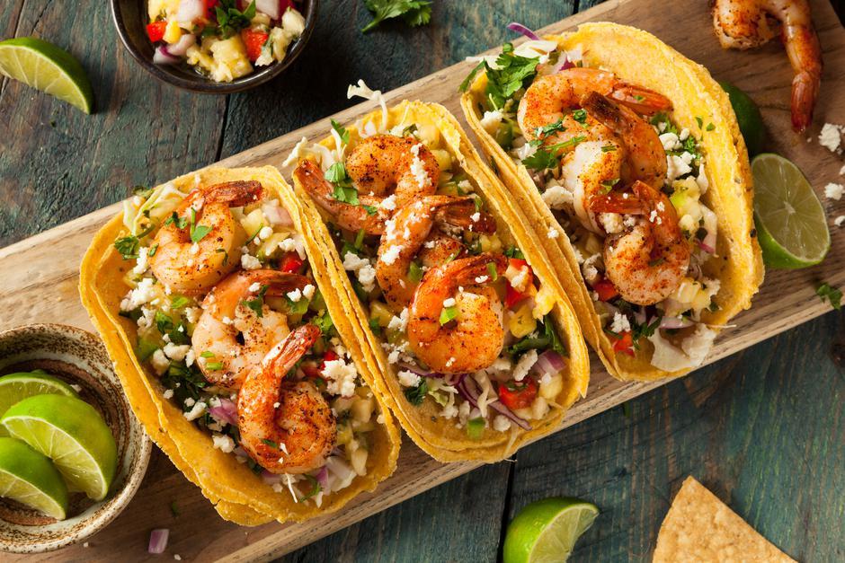 tacosi s kozicama recepti | Author: Shutterstock