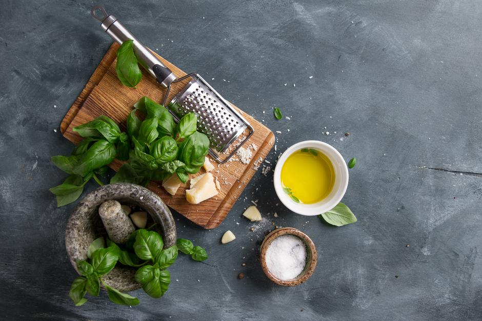 pesto | Author: Thinkstock