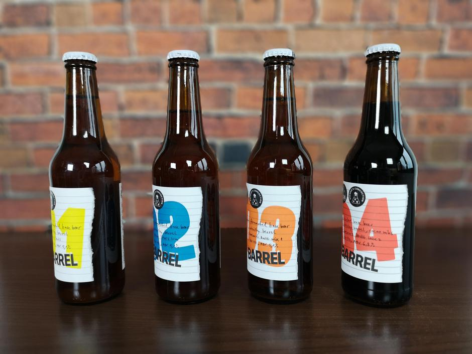 | Author: Beer Groupie