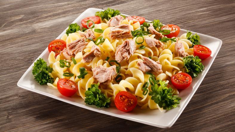 Jednostavna salata od tune