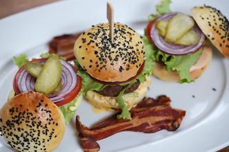 druženje s brzinom hamburgera