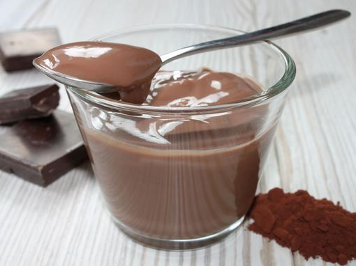 Napravite savršen domaći puding od čokolade