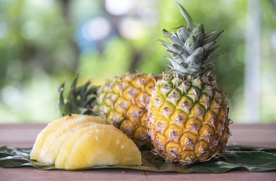 Ananas | Author: Thinkstock
