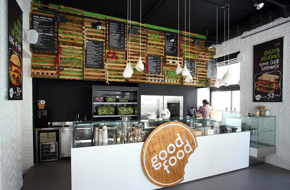 Good food prostor | Author: Sanjin Strukić/PIXSELL